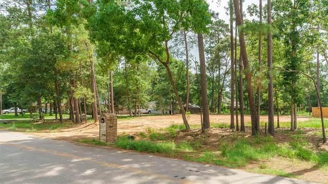 1006 Garrett Drive, Magnolia, TX 77354 (MLS #57193495) :: My BCS Home Real Estate Group