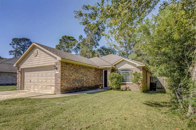 314 Oakdale Drive, Dayton, TX 77535 (MLS #57194249) :: Texas Home Shop Realty