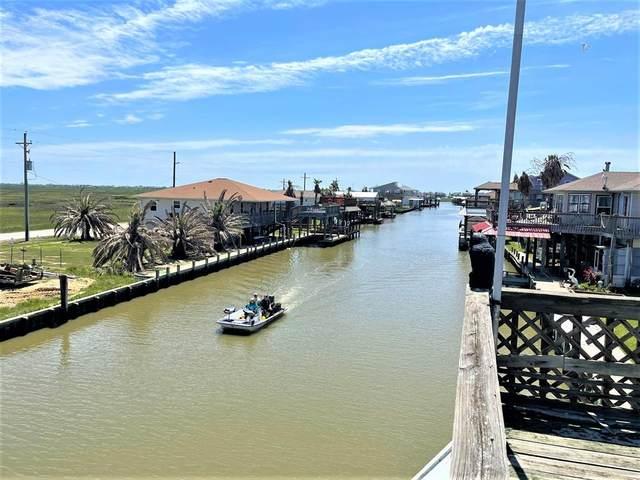 1180 N Redfish Street, Crystal Beach, TX 77650 (MLS #57194591) :: All Cities USA Realty