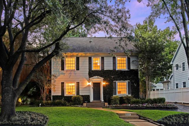 2312 Bartlett Street, Houston, TX 77098 (MLS #57196056) :: Glenn Allen Properties
