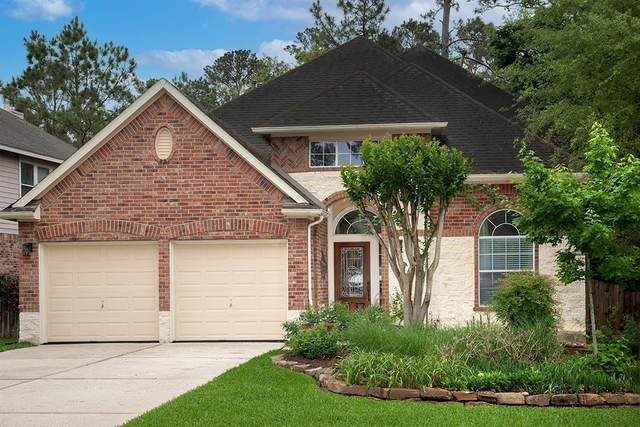133 Frontera, The Woodlands, TX 77382 (MLS #57196942) :: The Queen Team