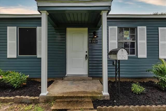 2103 8th Street, Galena Park, TX 77547 (MLS #57198714) :: The Home Branch
