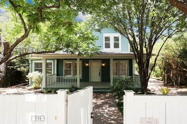 1116 Peden Street, Houston, TX 77006 (MLS #57211878) :: The SOLD by George Team