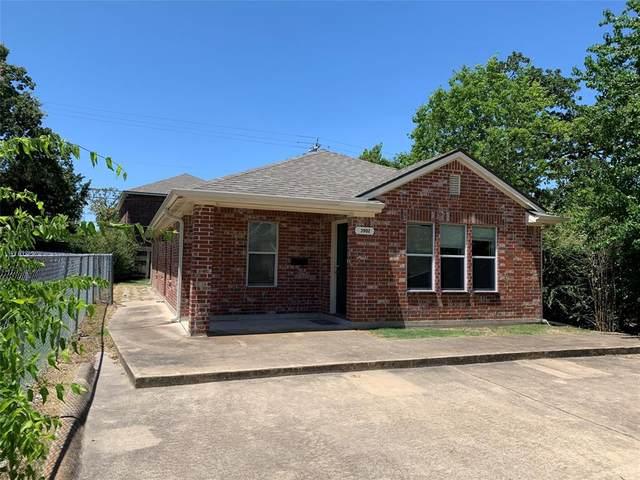 3902 Aspen Street, Bryan, TX 77801 (MLS #57227168) :: The SOLD by George Team
