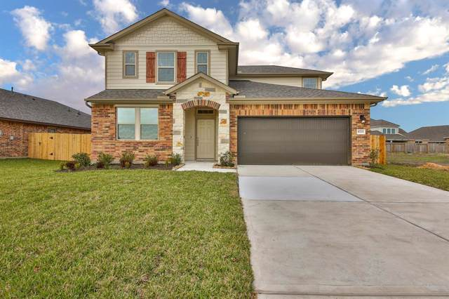 8715 Mugwort Drive, Rosenberg, TX 77469 (MLS #57249469) :: The Jennifer Wauhob Team