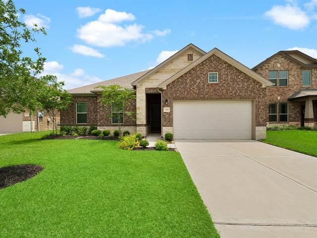 2806 Bernadino Drive, Texas City, TX 77568 (#57260934) :: ORO Realty