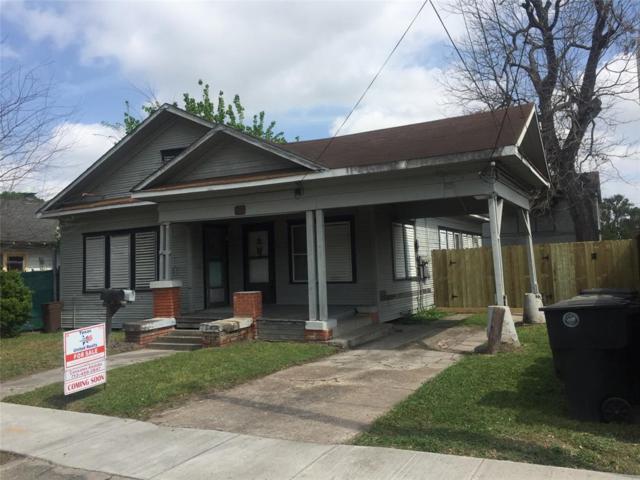 1511 Truxillo Street, Houston, TX 77004 (MLS #57261889) :: Team Parodi at Realty Associates