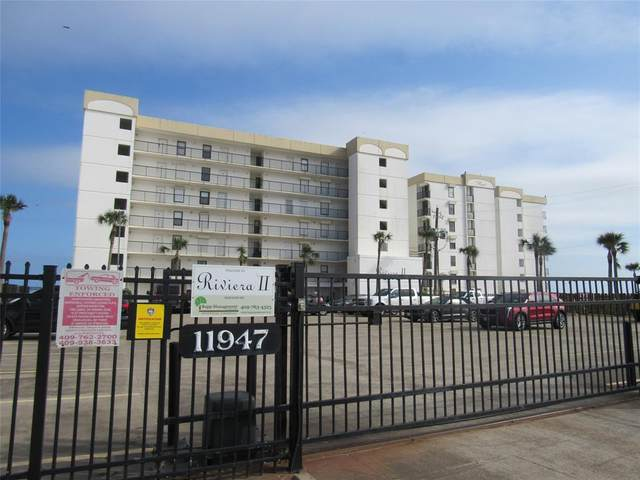 11947 Termini San Luis Pass 204 Road #204, Galveston, TX 77554 (MLS #57264578) :: The Bly Team