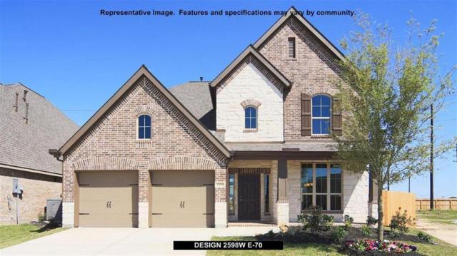 13605 Canyon Ranch Drive, Pearland, TX 77584 (MLS #57283583) :: KJ Realty Group