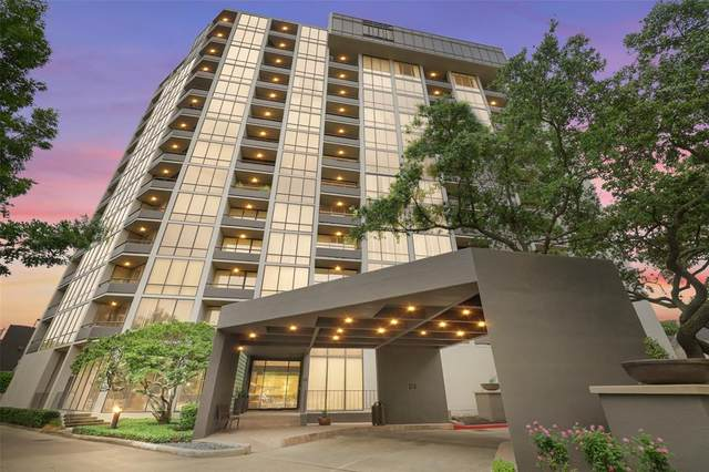 1111 Bering Drive #1105, Houston, TX 77057 (MLS #57296527) :: Michele Harmon Team