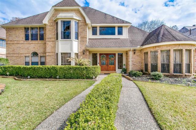 14911 Alderwick Drive, Sugar Land, TX 77498 (MLS #57311806) :: Fanticular Real Estate, LLC