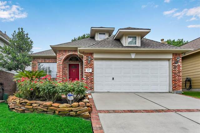 127 Harbour Town Circle Circle, Conroe, TX 77356 (MLS #57314669) :: The Home Branch