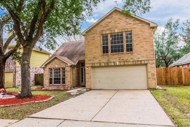 21419 Park Post Lane, Katy, TX 77450 (MLS #57316238) :: Texas Home Shop Realty