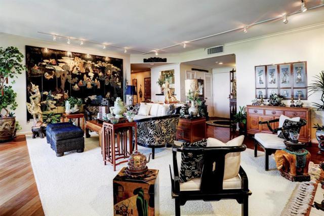 49 Briar Hollow Lane #2103, Houston, TX 77027 (MLS #57316752) :: Texas Home Shop Realty
