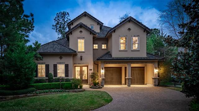 27 Frontenac Way, The Woodlands, TX 77382 (MLS #57336922) :: The SOLD by George Team