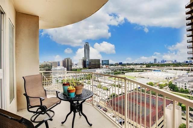 3505 Sage Road #1509, Houston, TX 77056 (MLS #57356850) :: Michele Harmon Team