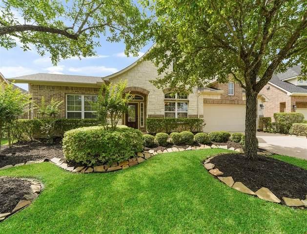 3523 Carmine Glen, Missouri City, TX 77459 (#57362436) :: ORO Realty