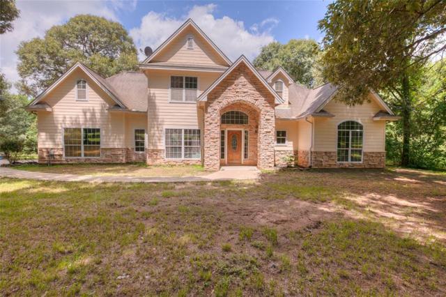 12313 Tower Lane, Montgomery, TX 77356 (MLS #57370183) :: Giorgi Real Estate Group