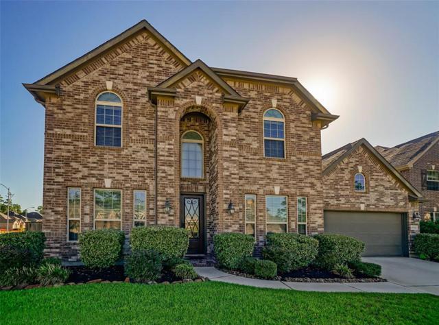 16814 Chapman Lake Court, Houston, TX 77044 (MLS #57372010) :: Giorgi Real Estate Group
