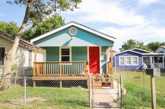 5421 Avenue R 1/2, Galveston, TX 77551 (MLS #57390547) :: The Property Guys