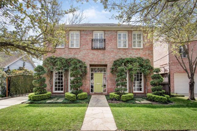 3819 Tennyson Street, West University Place, TX 77005 (MLS #57400739) :: Caskey Realty