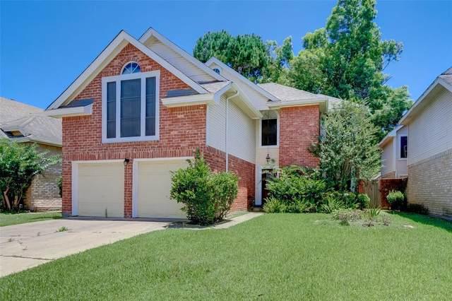 4726 Green Trail Drive, Houston, TX 77084 (MLS #57407565) :: Parodi Group Real Estate