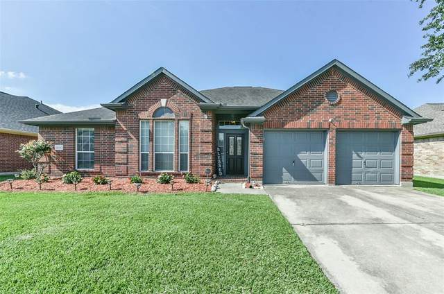 10517 Eagle Nest Court, La Porte, TX 77571 (MLS #57408489) :: The SOLD by George Team