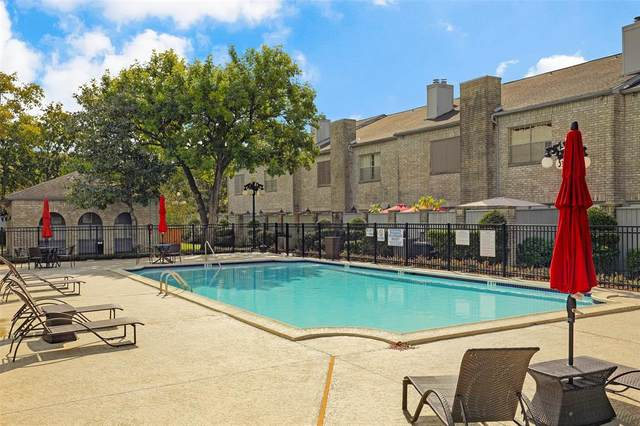 258 Wilcrest Drive #258, Houston, TX 77042 (MLS #57416304) :: My BCS Home Real Estate Group