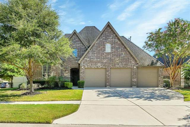 8162 Little Scarlet Street, Conroe, TX 77385 (MLS #57421866) :: Texas Home Shop Realty
