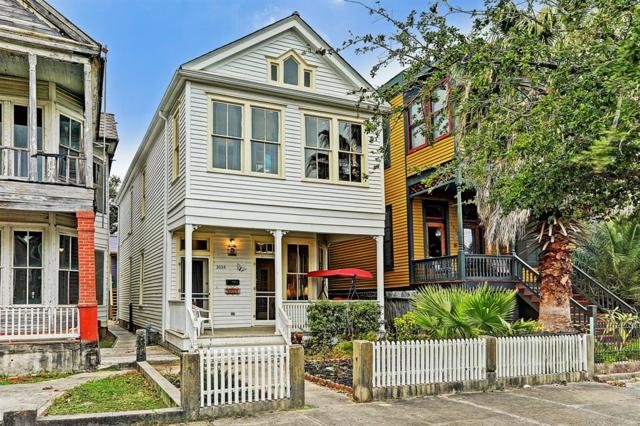 1614 Church Street, Galveston, TX 77550 (MLS #5742533) :: The Heyl Group at Keller Williams
