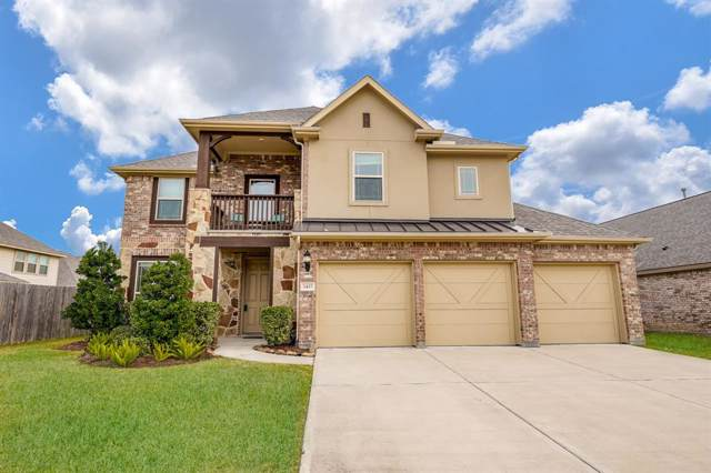 1417 Coleto Creek Lane, League City, TX 77573 (MLS #57431668) :: The SOLD by George Team