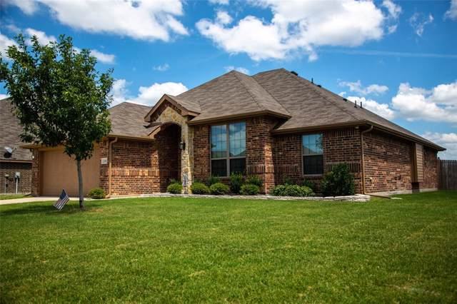 131 Haymeadow Drive, Crandall, TX 75114 (MLS #57432858) :: The Heyl Group at Keller Williams