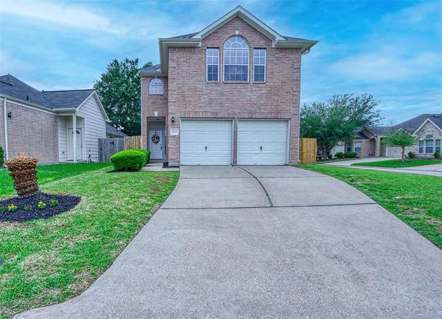 15975 W Bellefontaine Way, Tomball, TX 77377 (MLS #57443554) :: Homemax Properties