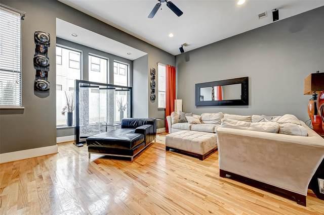 956 Patterson Street, Houston, TX 77007 (MLS #57449023) :: Texas Home Shop Realty