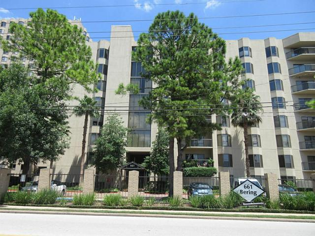 661 Bering Drive #204, Houston, TX 77057 (MLS #57449579) :: Grayson-Patton Team