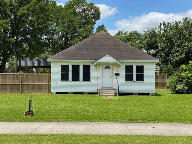 410 San Jacinto Street, La Porte, TX 77571 (MLS #57465109) :: Bray Real Estate Group