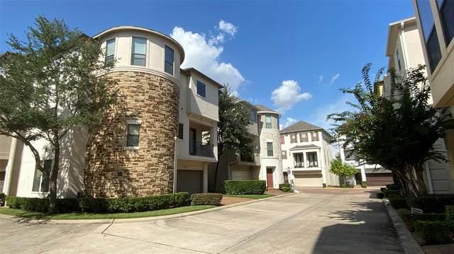 3102 Pemberton Ridge, Houston, TX 77025 (MLS #57468906) :: The Home Branch