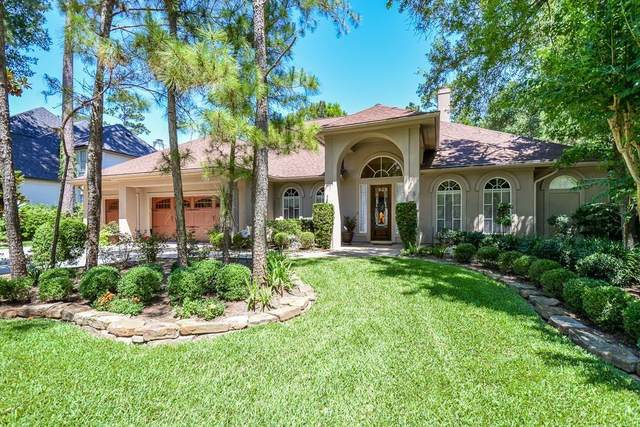 2 Stone Springs Circle, The Woodlands, TX 77381 (MLS #57481195) :: The Parodi Team at Realty Associates