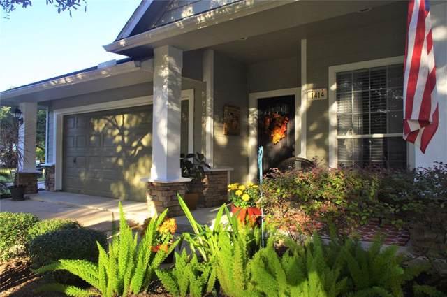 1414 Pebble Banks Lane, Seabrook, TX 77586 (MLS #57481733) :: The SOLD by George Team