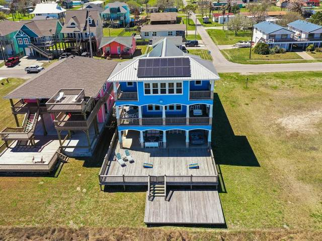 112 N Park Avenue, Port O Connor, TX 77982 (MLS #57487273) :: The Property Guys