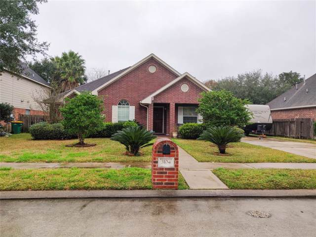 3104 Southern Lane, Pearland, TX 77584 (MLS #57491608) :: Phyllis Foster Real Estate