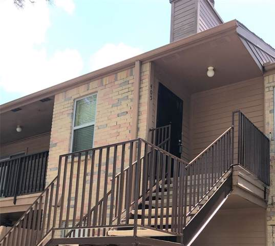 10555 Turtlewood Court #405, Houston, TX 77072 (MLS #57500320) :: Green Residential