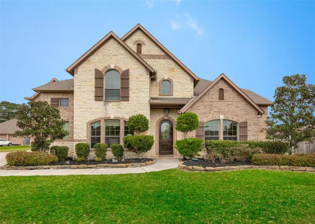 20906 Refuge Creek Drive, Cypress, TX 77433 (MLS #57511568) :: The SOLD by George Team