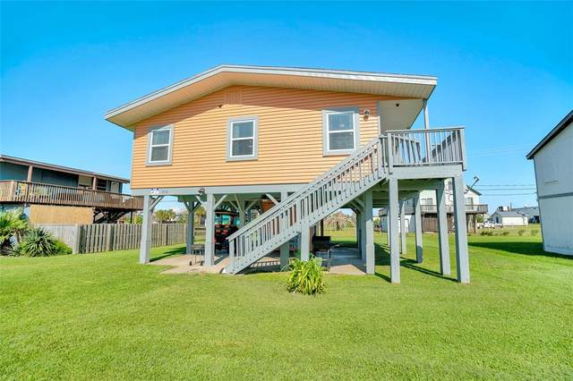 4031 Kent Drive, Galveston, TX 77554 (MLS #57519659) :: Texas Home Shop Realty