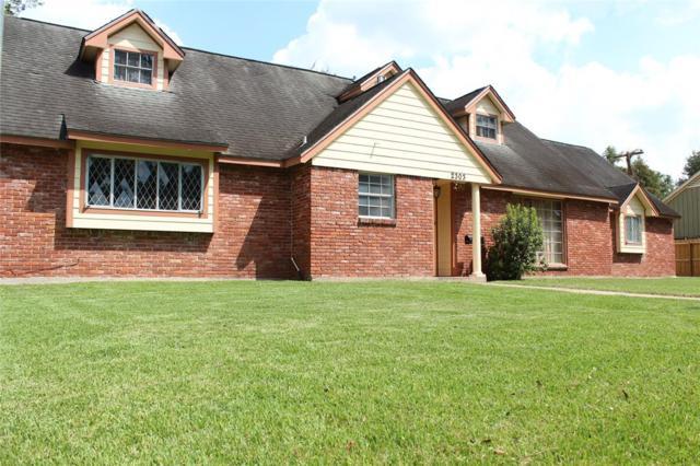 2303 Fenwood Drive, Pasadena, TX 77502 (MLS #57519986) :: Fairwater Westmont Real Estate