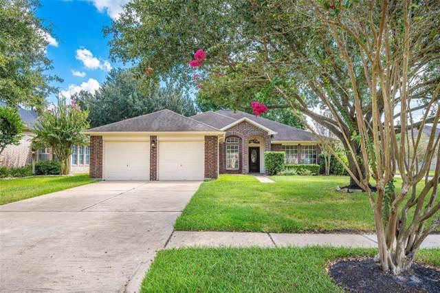 2239 Glendavon Lane, Katy, TX 77450 (MLS #57524616) :: The Home Branch