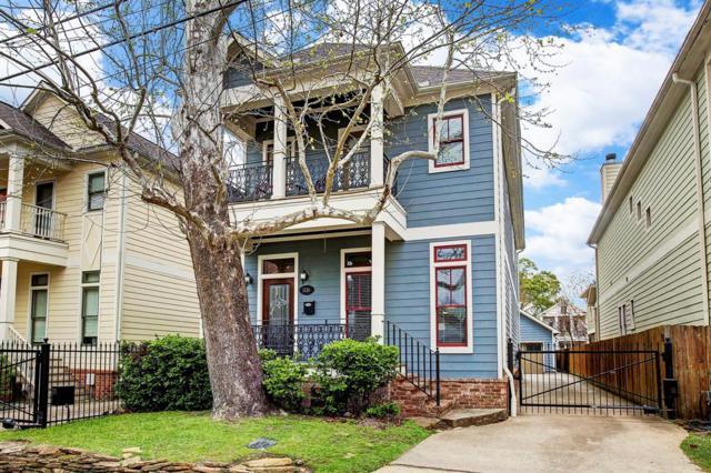 1526 Herkimer Street, Houston, TX 77008 (MLS #57526118) :: Krueger Real Estate
