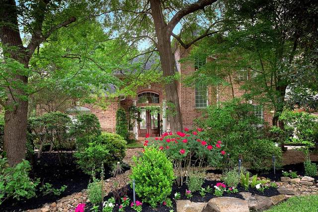 110 N Taylor Point Drive, The Woodlands, TX 77382 (MLS #57526768) :: Phyllis Foster Real Estate