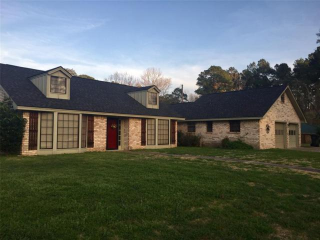 608 W Timberland Drive, Woodville, TX 75979 (MLS #57530702) :: The Bly Team