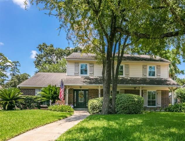 6614 Campden Drive, Spring, TX 77379 (MLS #57531255) :: The Heyl Group at Keller Williams